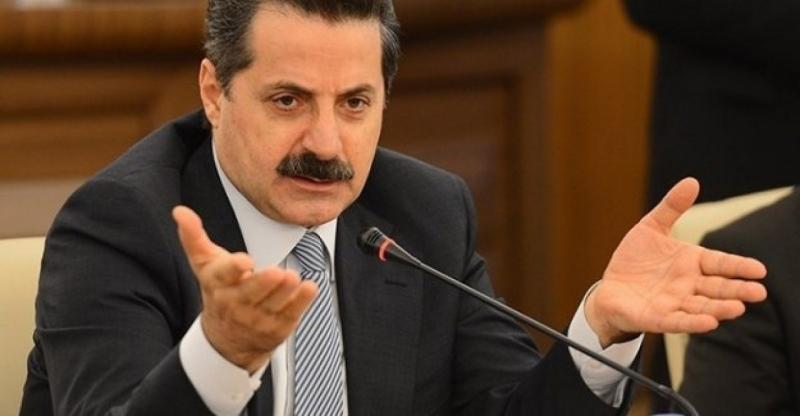 Çelik'ten tutuklu HDP'liler için açıklama: Hiçbir milletvekili tutuklanmamalı