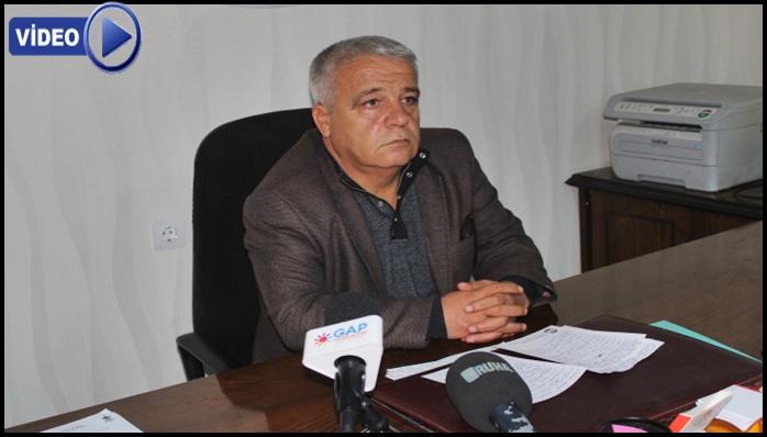 İHD Urfa'da bine yakın yönetici gözaltına alındı