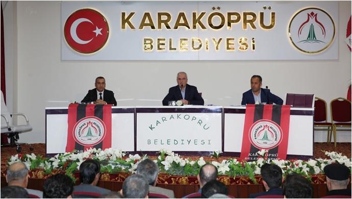 Karaköprü Belediyespor'da Yeni Başkan Ahmet Kayral Oldu