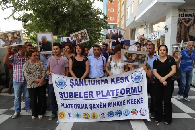 SES: Gözaltına alınan doktorlar serbest bırakılsın