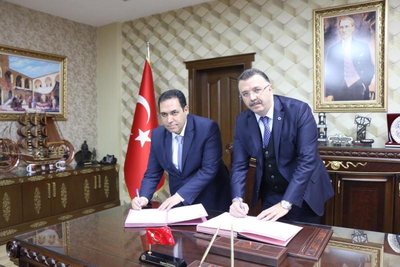 Urfa'da yükümlüler için protokol imzalandı
