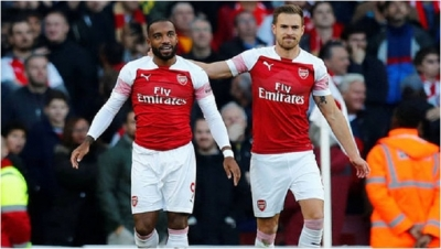 Arsenal'dan Everton'a 2 gol
