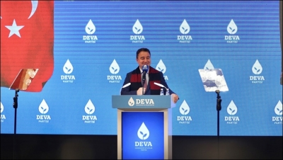 Babacan: 'Esnaf can derdinde, Saray vergi peşinde'-(VİDEO)