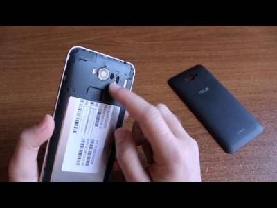 Asus Zenfone Max Kutu Açılışı (Unboxing)