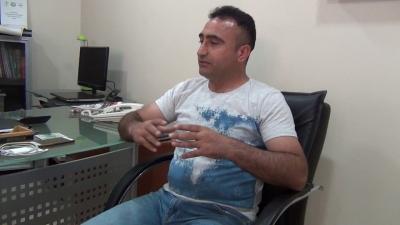 Gazeteci-Yazar Genç'ten Gap Haberleri.com ve Ruha News.com'a ziyaret